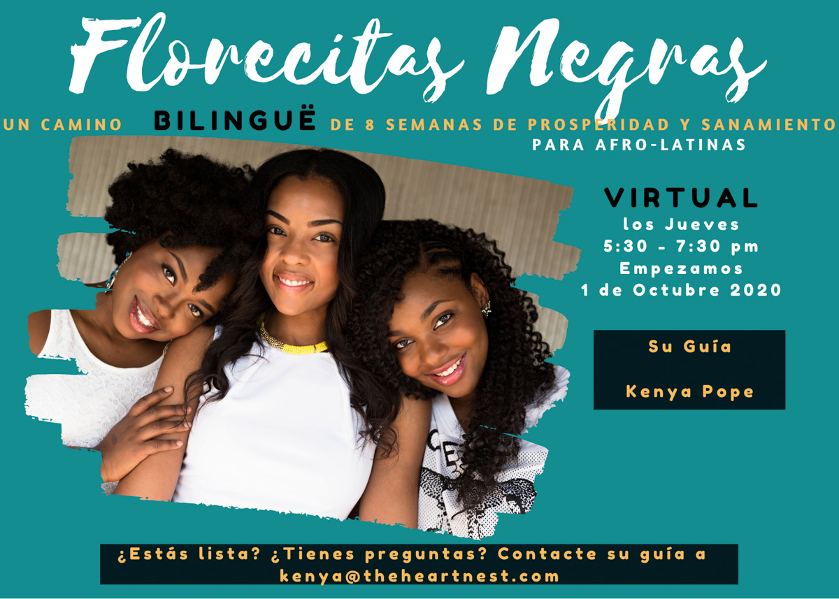 Florecitas Negritas